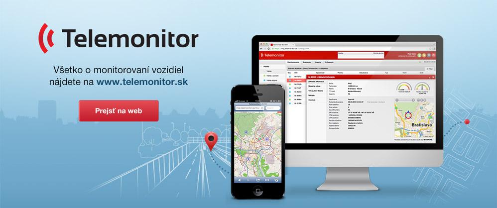 Všetko o monitorovaní vozidiel.
